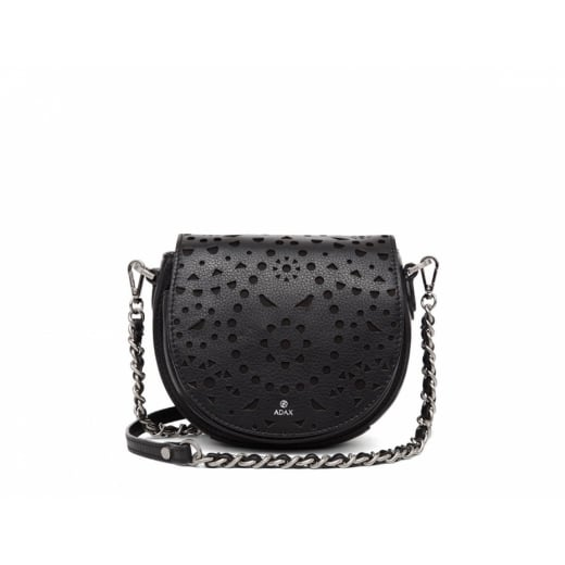 Adax Arietta - Black Atessa Shoulder Bag