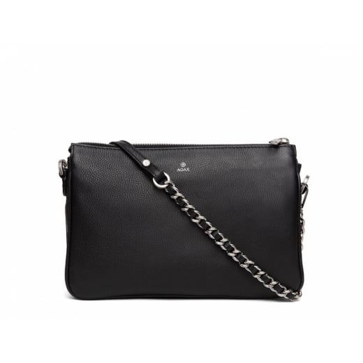 Adax Lill - Black Raveli Combi Clutch Bag