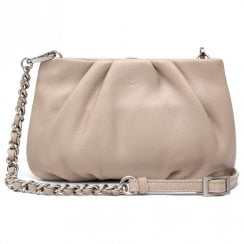 Adax Raveli Sheela  - Evening Bag With Silver Hardware