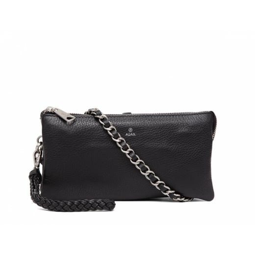 Adax Ulrika - Black Raveli Evening Bag