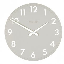 "Art Marketing 12"" Camden Smoke Wall Clock"