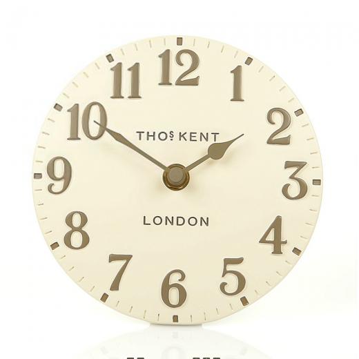 Cream mantel clocks uk