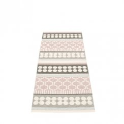 ASTA Pappelina Mat/Rug PALE ROSE 70X180CM