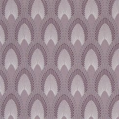 Au Maison Chrysler Oil Cloth - Misty Rose