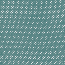 Au Maison Dots Oil Cloth - Antique Green