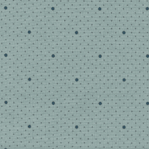 Au Maison Dottie Dot Oil Cloth - Ice Green