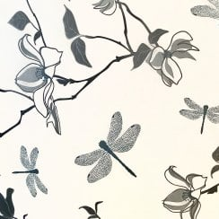 Au Maison Oil Cloth - Dragonfly