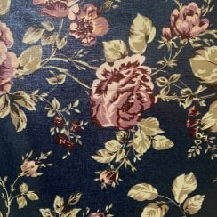Au Maison Oil Cloth - Vintage Roses