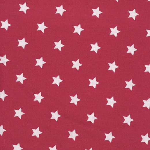 Au maison oilcloth star red price per metre au maison for Au maison fabric