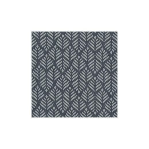 Au Maison Oilcloth Trigo Dustry blue/Midnight Blue - Price per metre