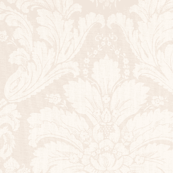 Au Maison Victorian Baroque Creme - Oil Cloth