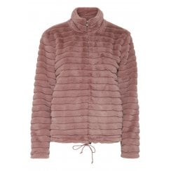 B.Young Albata Faux Fur Jacket