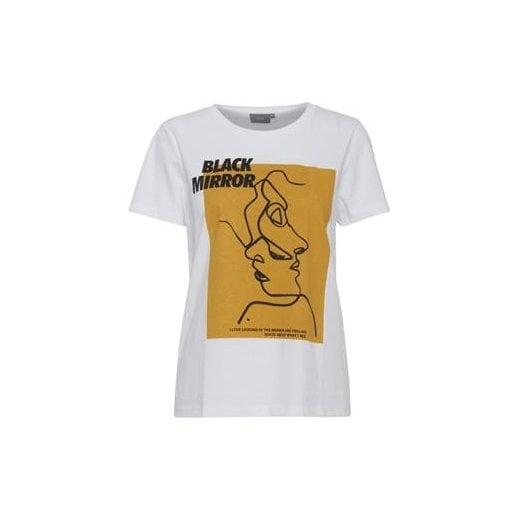 B.Young Bxsimone Face Tee Shirt
