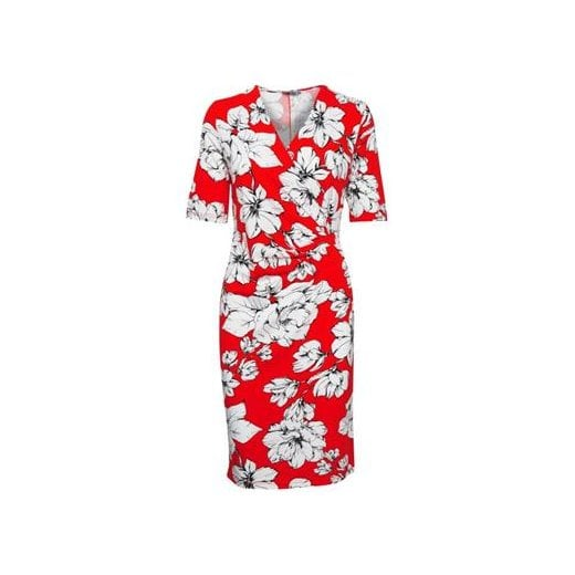 B.Young Bypemmy Print Dress