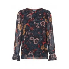 B.Young Floreance Blouse