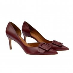 Billi Bi Leather Pump Shoe