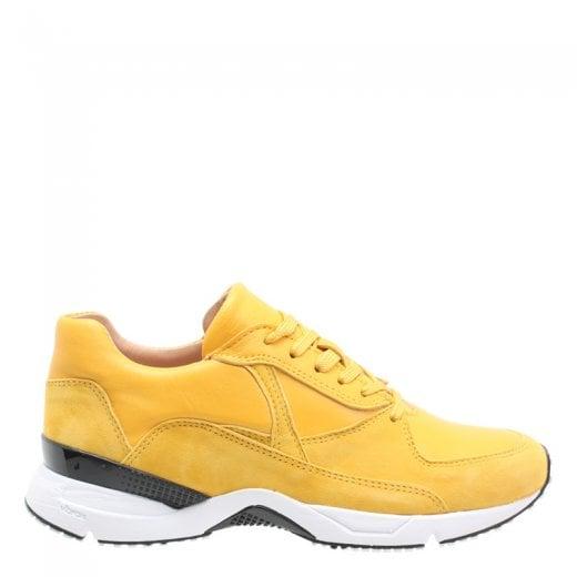 Billi Bi Trainers - Yellow