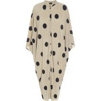 Bitte Kai Rand Plisse Shirt Dress - Polka Dot