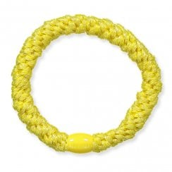 Bon Dep Kknekki Hair Tie - Yellow