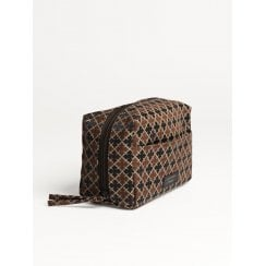 By Malene Birger Alwaysfull Cosmetic Case - Brown