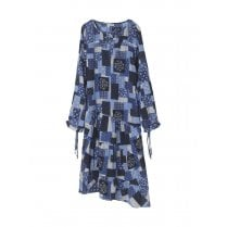 By Malene Birger Amily Dress - Night Sky - JH