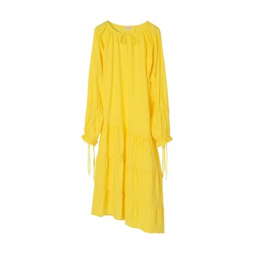 By Malene Birger Amily Dress - Yellow