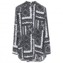 By Malene Birger Cologne Shirt - Black - JH