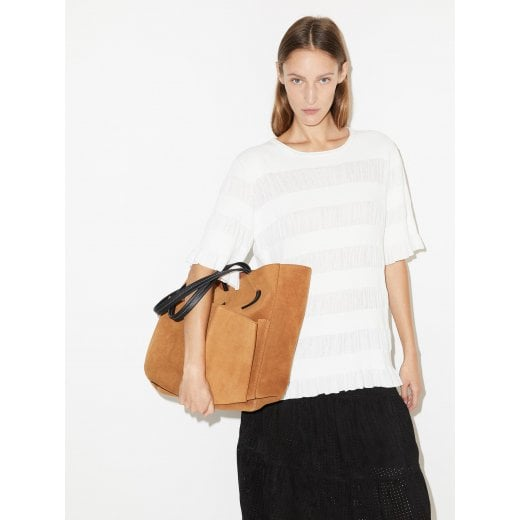 By Malene Birger Eurya Top - OffWhite