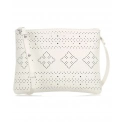 By Malene Birger Evie Crossbody Purse - White
