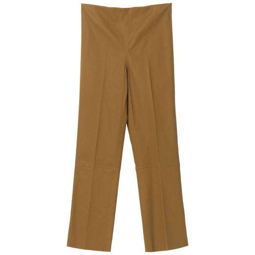 By Malene Birger Florentina Leather Trousers
