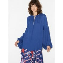 By Malene Birger Kyra Blouse - Blue