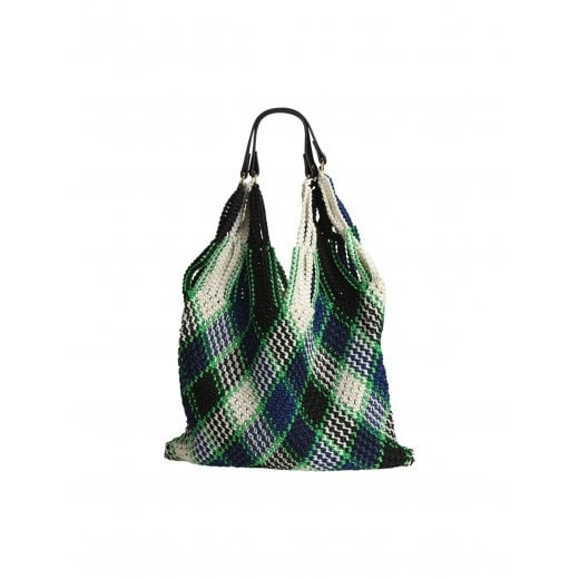 By Malene Birger Liv Tote Bag - Green