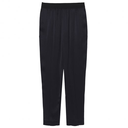 By Malene Birger Sillica Trousers - Black