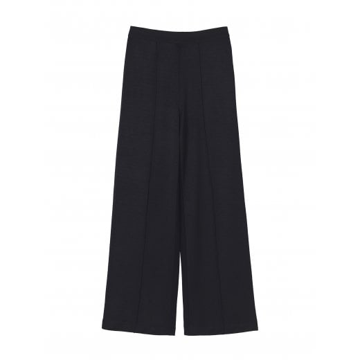 By Malene Birger Sillica Trousers - Night Blue