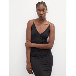 By Malene Birger Ziona Camisole Top - Black
