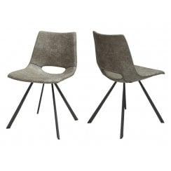 Canett Coronas Chair - Off White