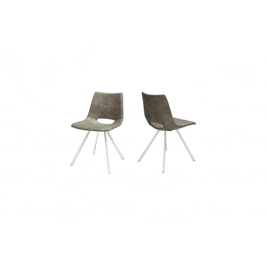 Canett Coronas Chair - Off White