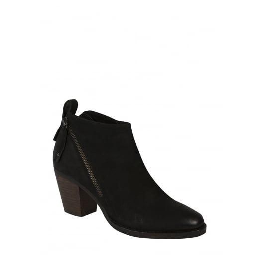 Cara London Scout 17 Boot - Soft Black