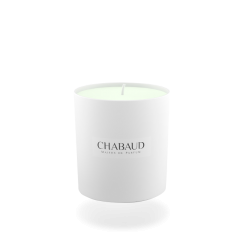 Chabaud Perfumed Candle - Jardin de The