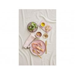 CHRISTIAN BITZ Light Pink Stoneware Side Plate
