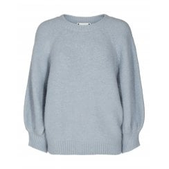 Co Couture Ruby Soul Knit - Soft Blue
