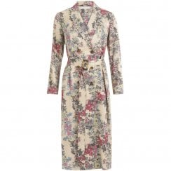 Coster Copenhagen Dress in Winter Berry Print