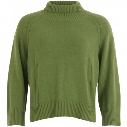 Coster Copenhagen Knit With T-Neck in Seawool