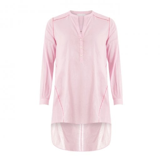Coster Copenhagen Long Shirt - Pink