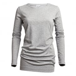 Cove Long Sleeve T-Shirt - Grey