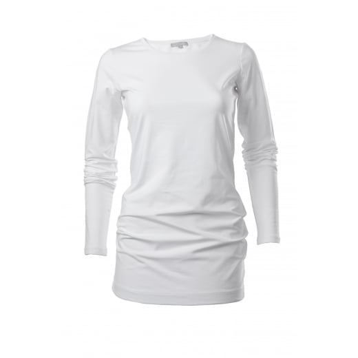 Cove Long Sleeve T-Shirt - White