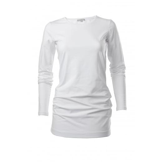 Cove Long Sleeve T-Shirt - White