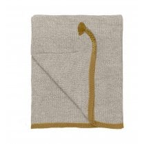 Cozy Living Astrid Knitted Throw - Desert