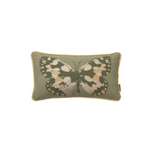Cozy Living Butterfly Design Cushion - Cedar