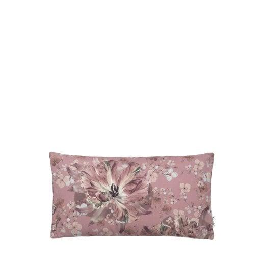 Cozy Living Frida Fabric Cushion - Rouge